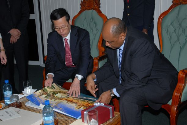 Speaker bids farewell to Chinese Ambassador